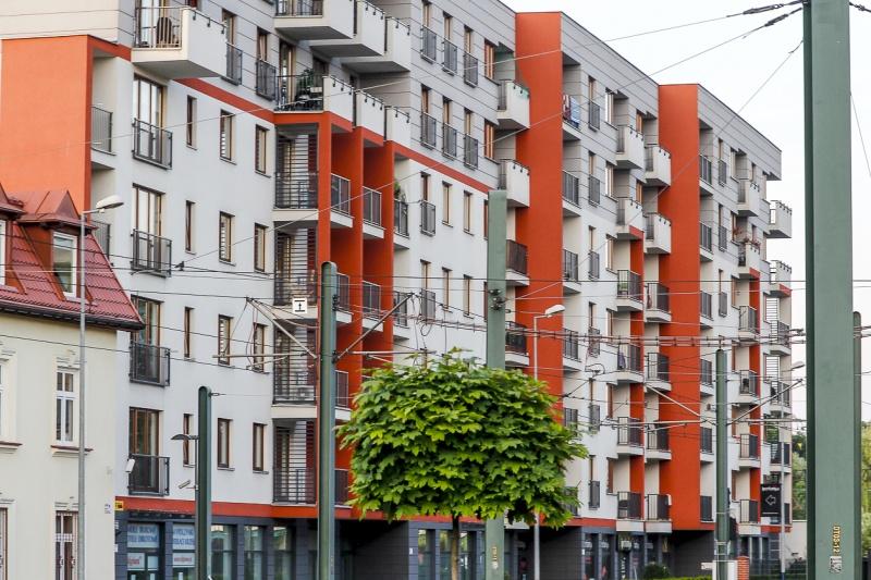 Fronton - budynek przy ul. Kamiennej 19 B | zdjęcie nr 14 w galerii