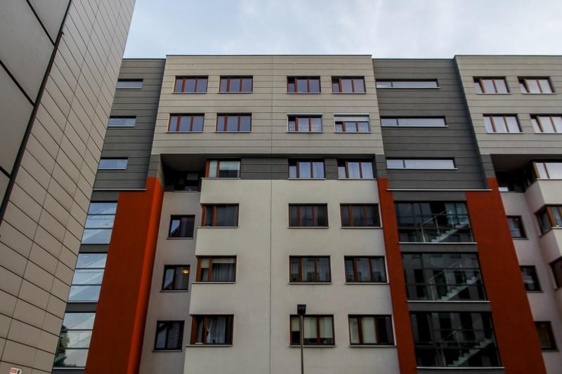 Fronton - budynek przy ul. Kamiennej 19 B | zdjęcie nr 8 w galerii