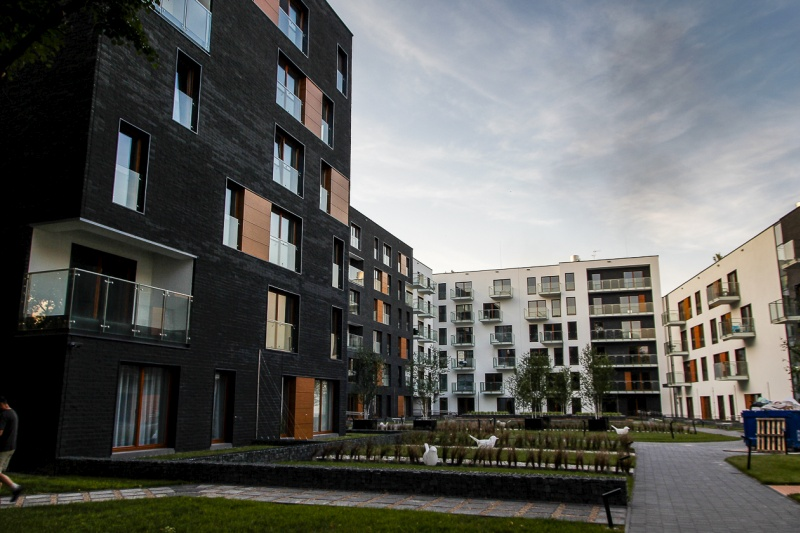 Hines Polska - Apartamenty Novum | zdjęcie nr 1 w galerii