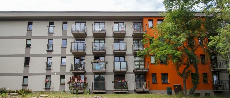 Spółka Mieszkaniowa Pogórze - Budynki A, B i C przy ul. Architektów 10 | zdjęcie nr 10 w galerii