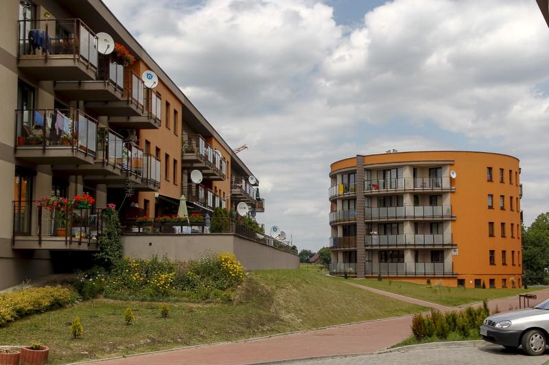 Spółka Mieszkaniowa Pogórze - Budynki A, B i C przy ul. Architektów 10 | zdjęcie nr 11 w galerii