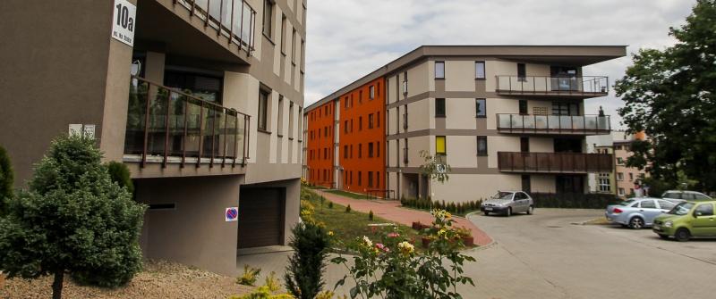 Spółka Mieszkaniowa Pogórze - Budynki A, B i C przy ul. Architektów 10 | zdjęcie nr 3 w galerii
