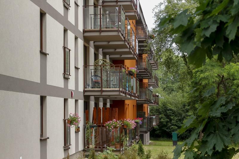 Spółka Mieszkaniowa Pogórze - Budynki A, B i C przy ul. Architektów 10 | zdjęcie nr 7 w galerii