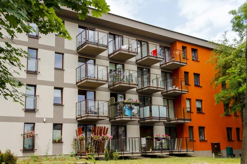 Spółka Mieszkaniowa Pogórze - Budynki A, B i C przy ul. Architektów 10 | zdjęcie nr 9 w galerii