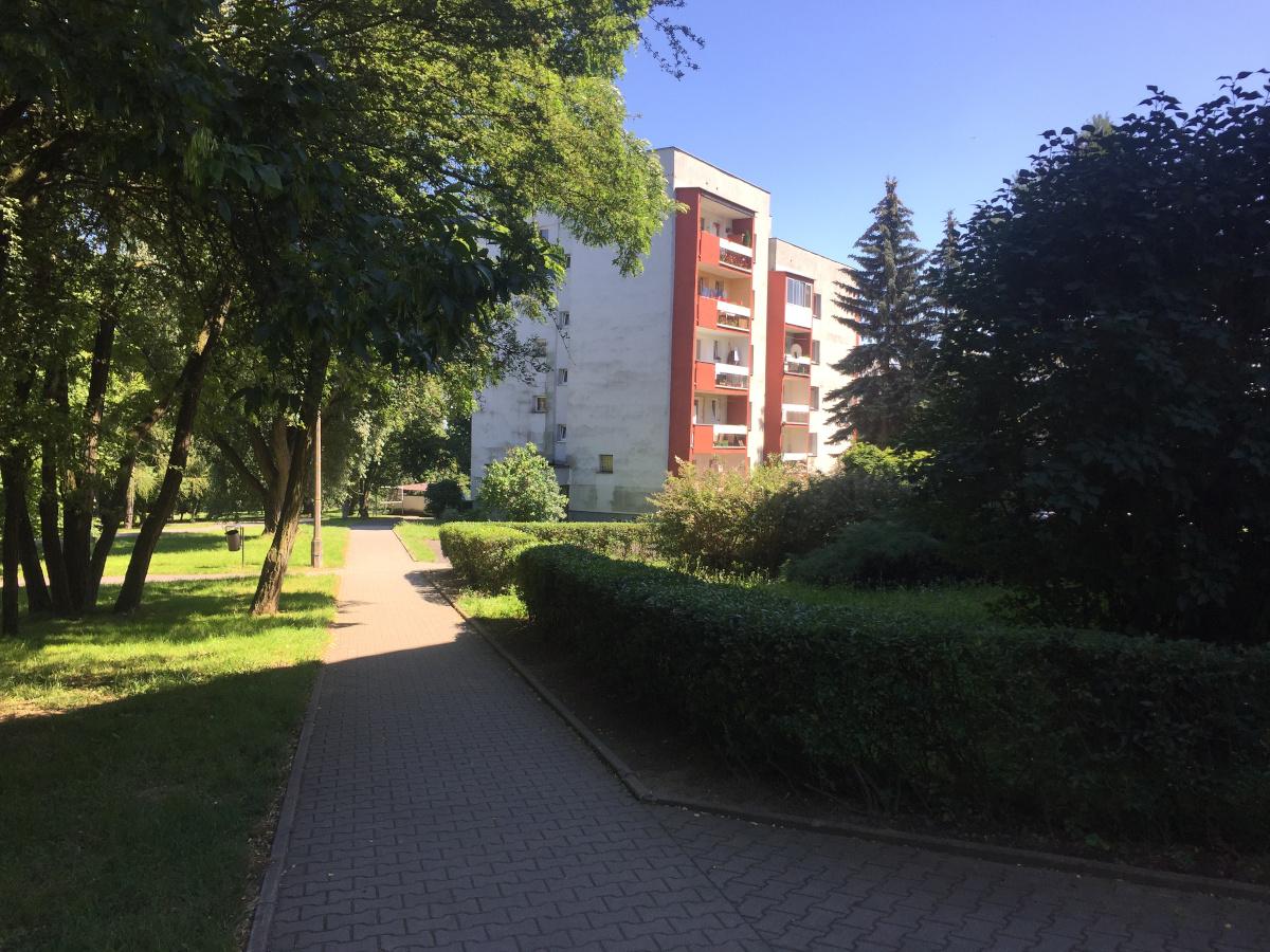 Zieleń w Krakowie: Planty Mistrzejowickie (fotogaleria) | zdjęcie nr 4 w galerii
